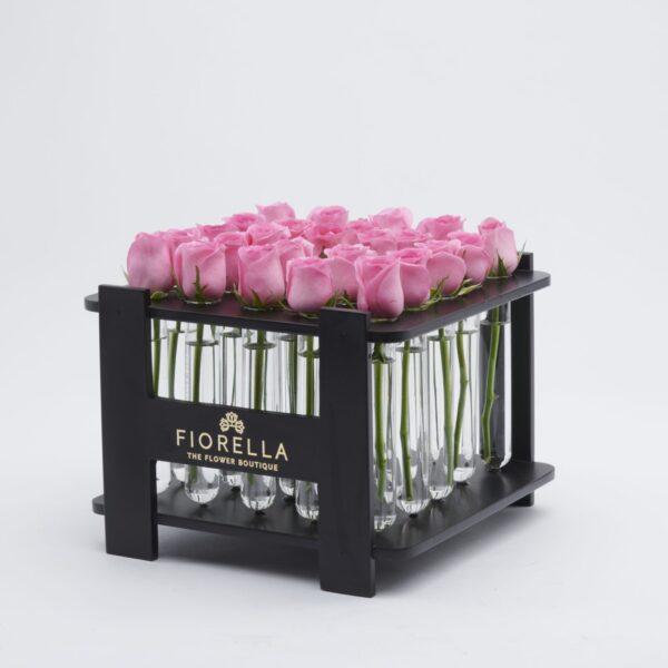 Rose Tube Pink S