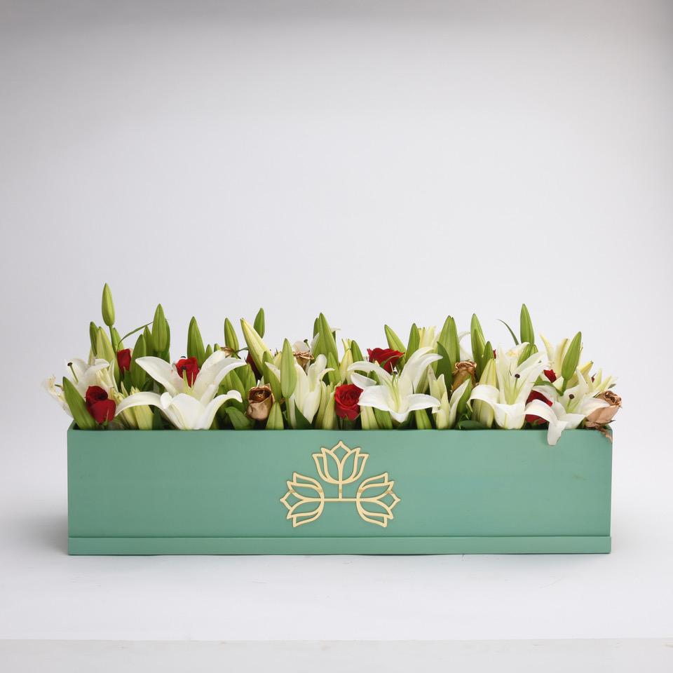 Long Box – LLilies & Rose