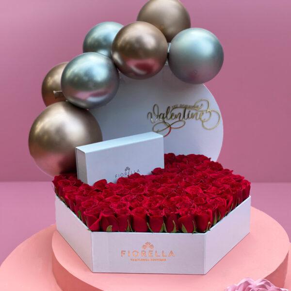 My Valentine Box