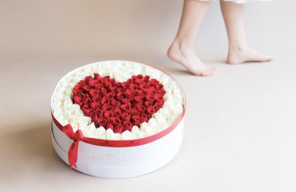 Round Love Box – 4000