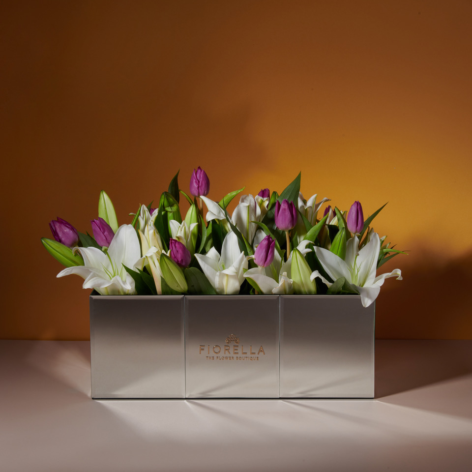 Mirror Long Box – Lillies & Tulips